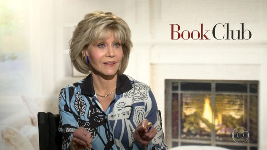 'Cinquenta Tons de Cinza' chacoalha vida de Jane Fonda no cinema