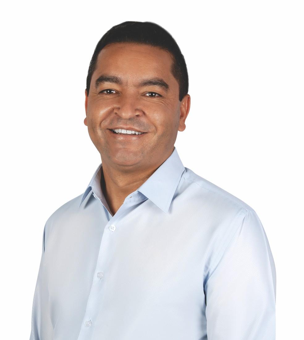 Vanderlon Gomes é eleito à prefeitura de Salesópolis pelo PL — Foto: PL/Divulgação
