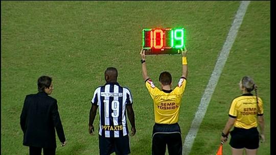 Machucado, Daniel Carvalho deve ser desfalque contra o Atlético-GO