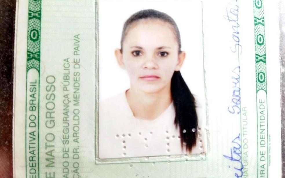 Mary Celia Freita Soares Santos — Foto: Divulgação