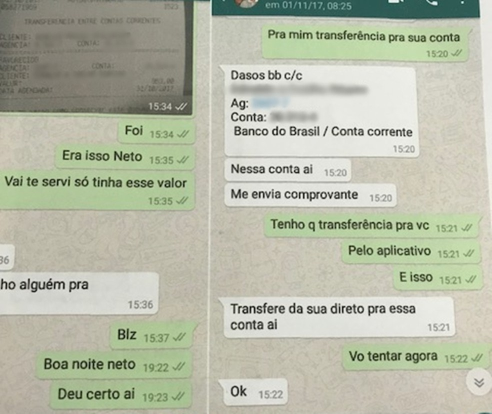 Prefeito de Mogeiro afirma ter tido WhatsApp clonado, na Paraíba (Foto: Johnson Abrantes/Divulgação)