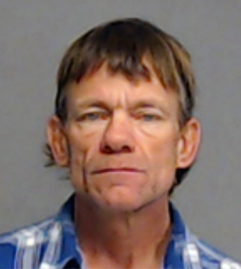 Michael Roehr (Foto: Tom Green County Sheriff's Office via AP)