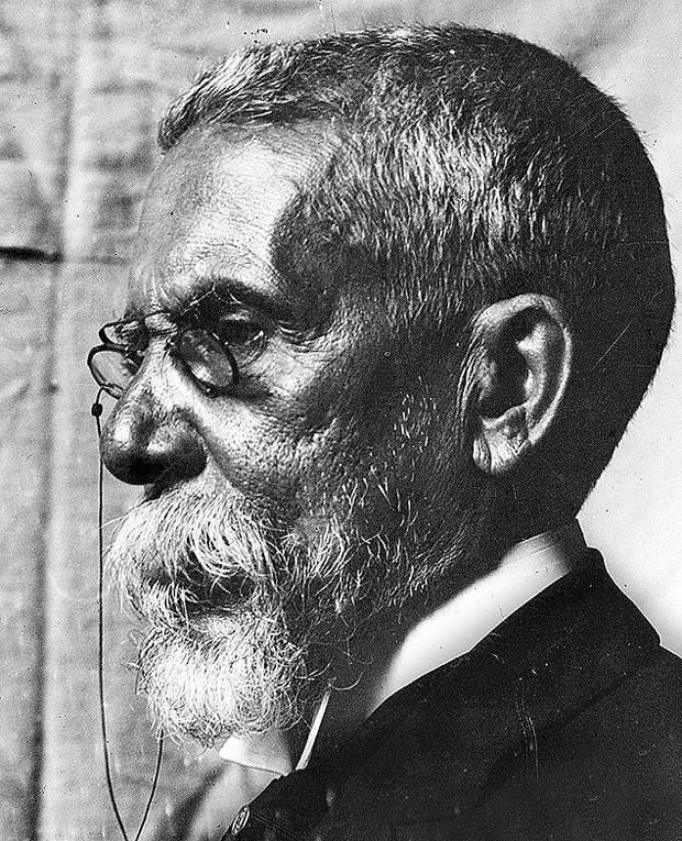 Machado de Assis (Foto: Wikimedia/Acervo Nacional)