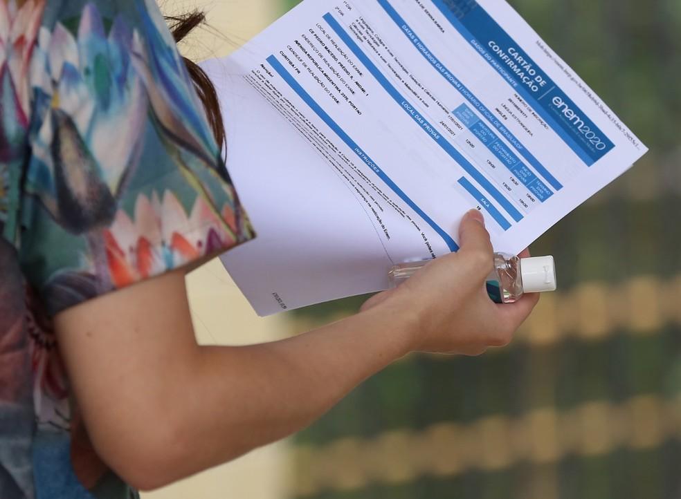 Enem 2020: prova foi de dificuldade média e sem polêmicas, avaliam  professores | Enem 2020 | G1