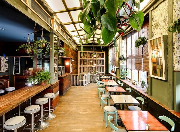 House of Small Wonder, em Berlim (Foto: Divulgação)