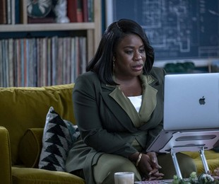 Uzo Aduba em 'In treatment' | HBO
