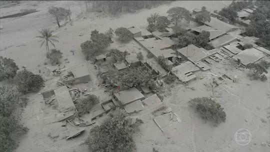 Passa de 190 o número de desaparecidos por causa do Vulcão de Fogo, na Guatemala