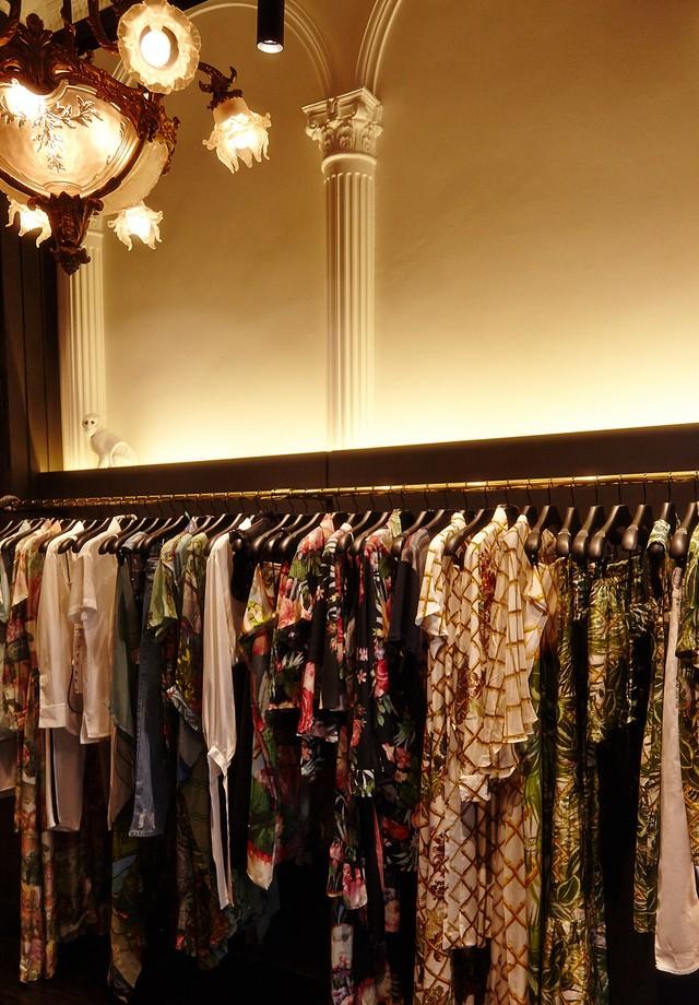 The Paradise inaugura primeira loja (Foto: divulgação)