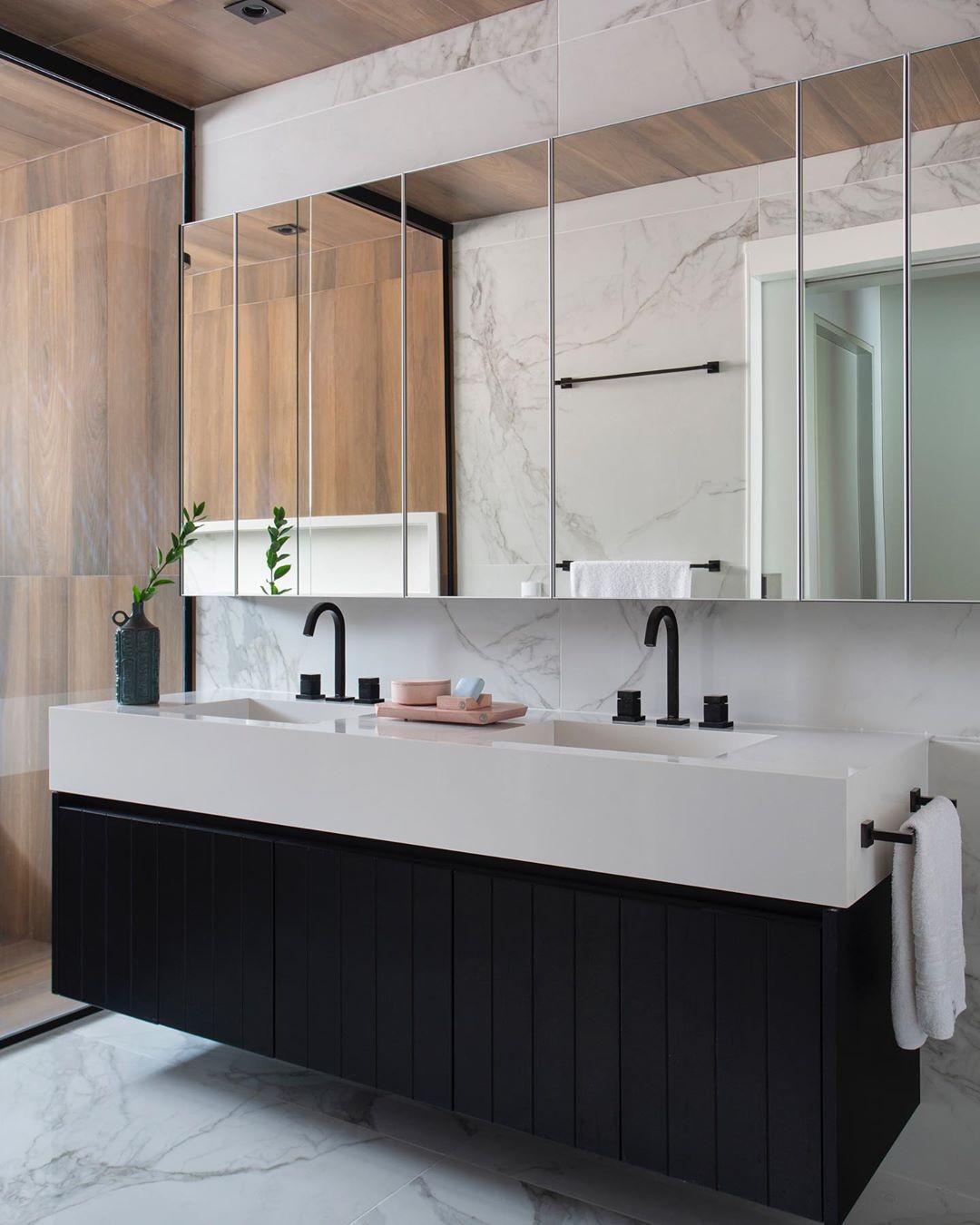 Como decorar banheiro: ideias e dicas para não errar (Foto: Denilson Machado)