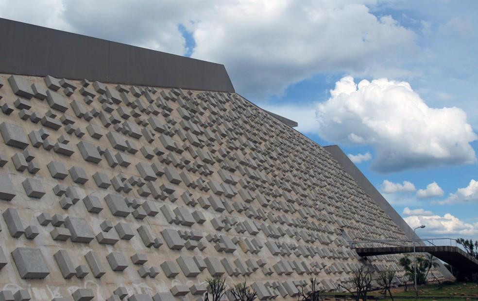 Teatro Nacional de Brasília — Foto: G1