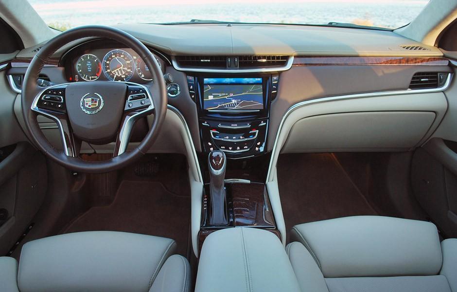 Conheça os 10 melhores interiores de carros nos EUA