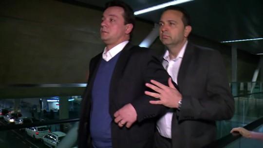 Wesley Batista presta depoimento na sede da PF em SP