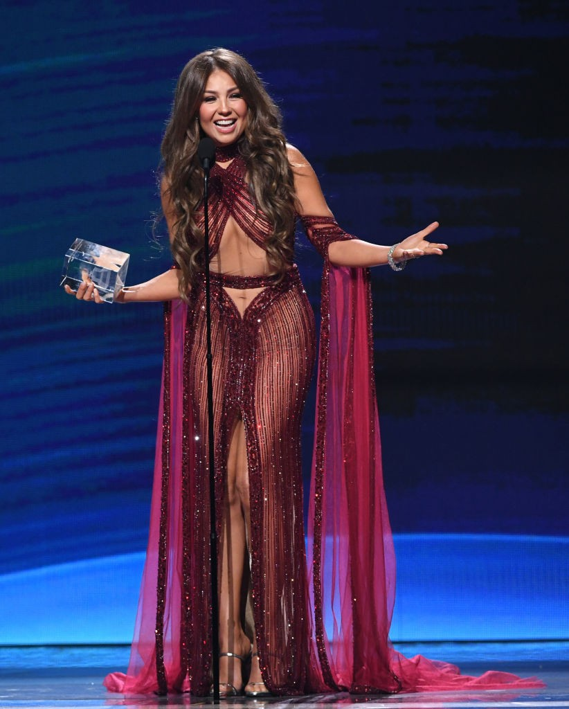 Thalia (Foto: Getty Images)