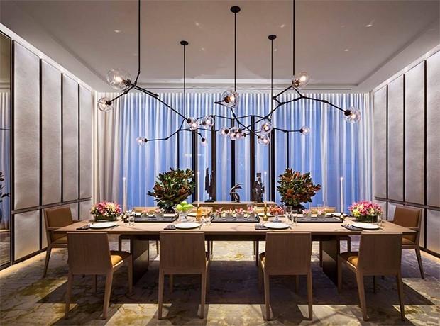 Apartamento de Gisele Bündchen e Tom Brady foi listado por US$ 13,95 milhões (R$ 52 milhões) (Foto: Sotheby's International Realty)