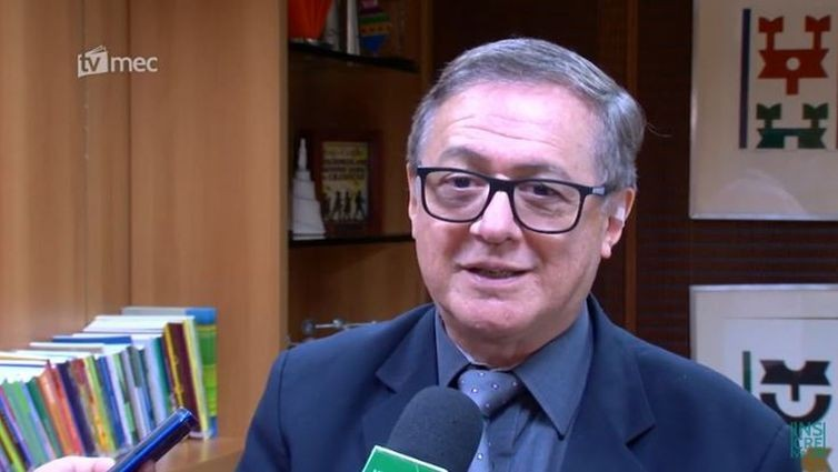 Ricardo Vélez será o ministro da Educação (Foto: Divulgação/TV MEC)