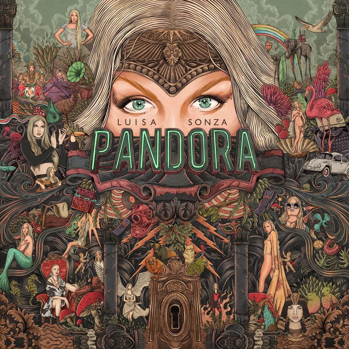 Luísa Sonza lança 'Pandora', seu 1º álbum, com pop sem maquiagem e inspirado no soul; G1 ouviu - Notícias - Plantão Diário