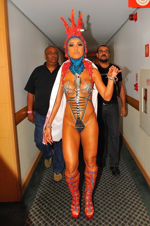 Sabrina Sato (Foto: Samuel Chaves/Brazil News)