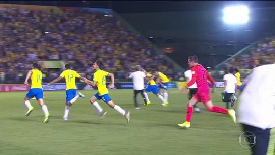 Sem vaga no campo, Brasil supera trauma do Sul-Americano e tem redenção no Mundial Sub-17