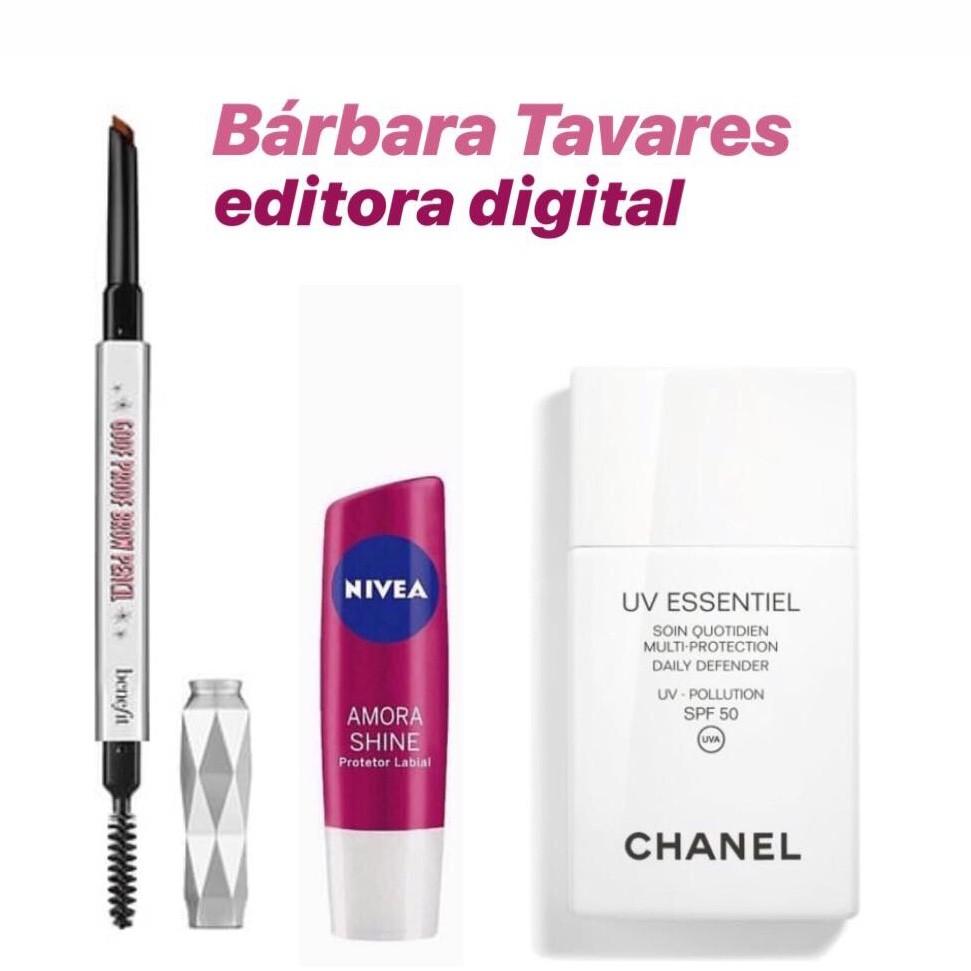 Bárbara Tavares, Beauty Tudo 2018 (Foto: Divulgação)