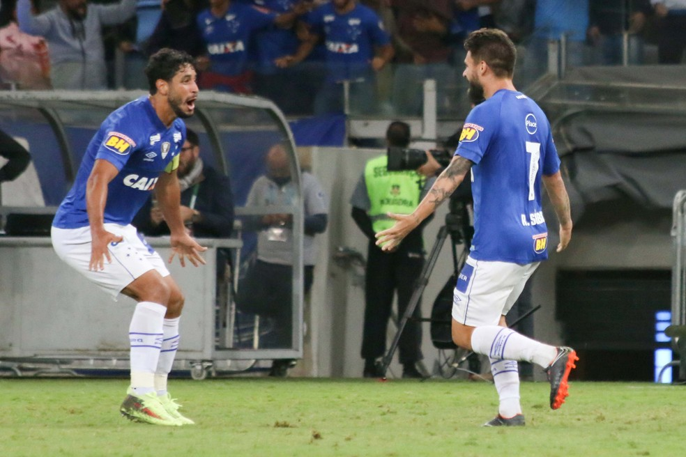 Cruzeiro tem ótimo aproveitamento em quartas de final da Copa do Brasil (Foto: Futura Press)