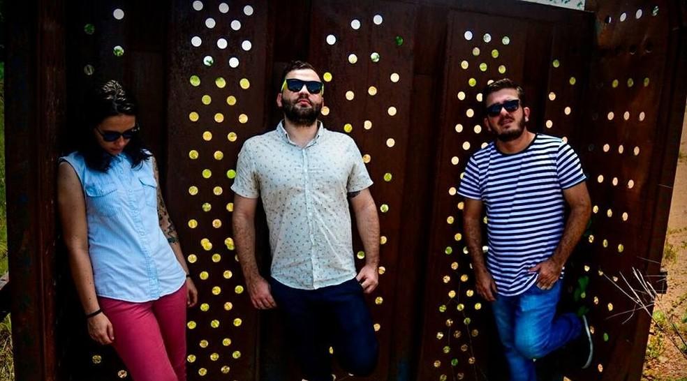 A banda 'Os Últimos' de Ariquemes é uma das atrações confirmadas para o evento (Foto: Rogério Madeira/Divulgação)