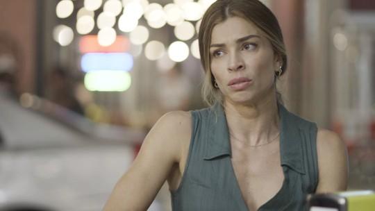 Paloma tira satisfações com Ramon sobre outra mulher: 'Safado'