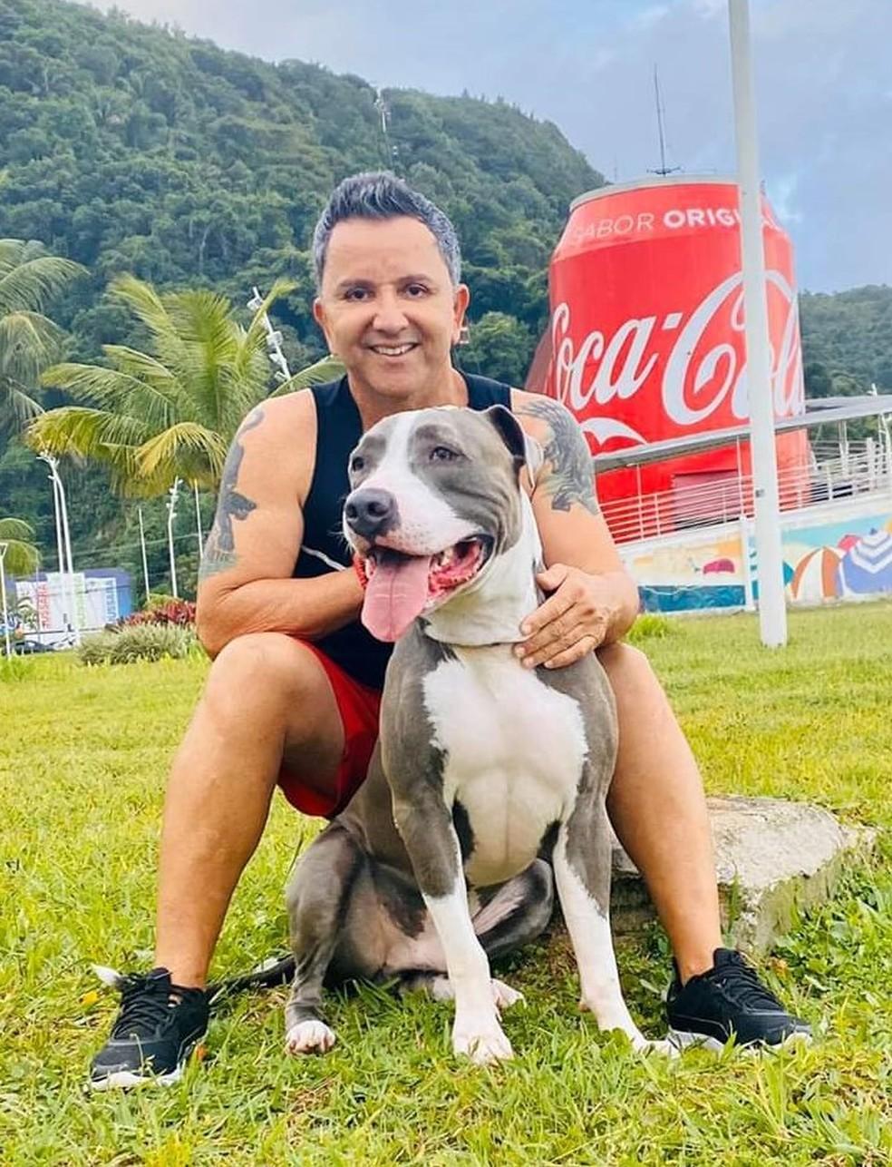 Família de criança atacada por cachorro contesta versão apresentada por deputado — Foto: Reprodução