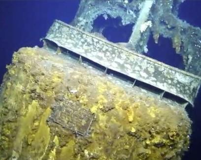 Submarino desaparecido na 2ª Guerra Mundial é encontrado após 75 anos