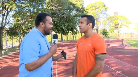 Vídeo: Bruno Lins muda rotina antes de encarar Mundial de Revezamento