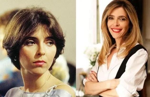 """No elenco de """"Verdades secretas"""" 2, Deborah Evelyn viveu Lenita, meia irmã de Jô, de quem é muito amiga (Foto: Reprodução)"""