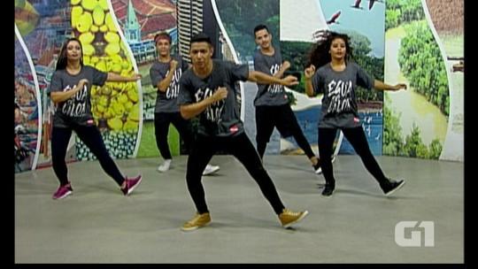 Versão original de 'Banzeiro' ganha coreografia de bailarinos do Pará