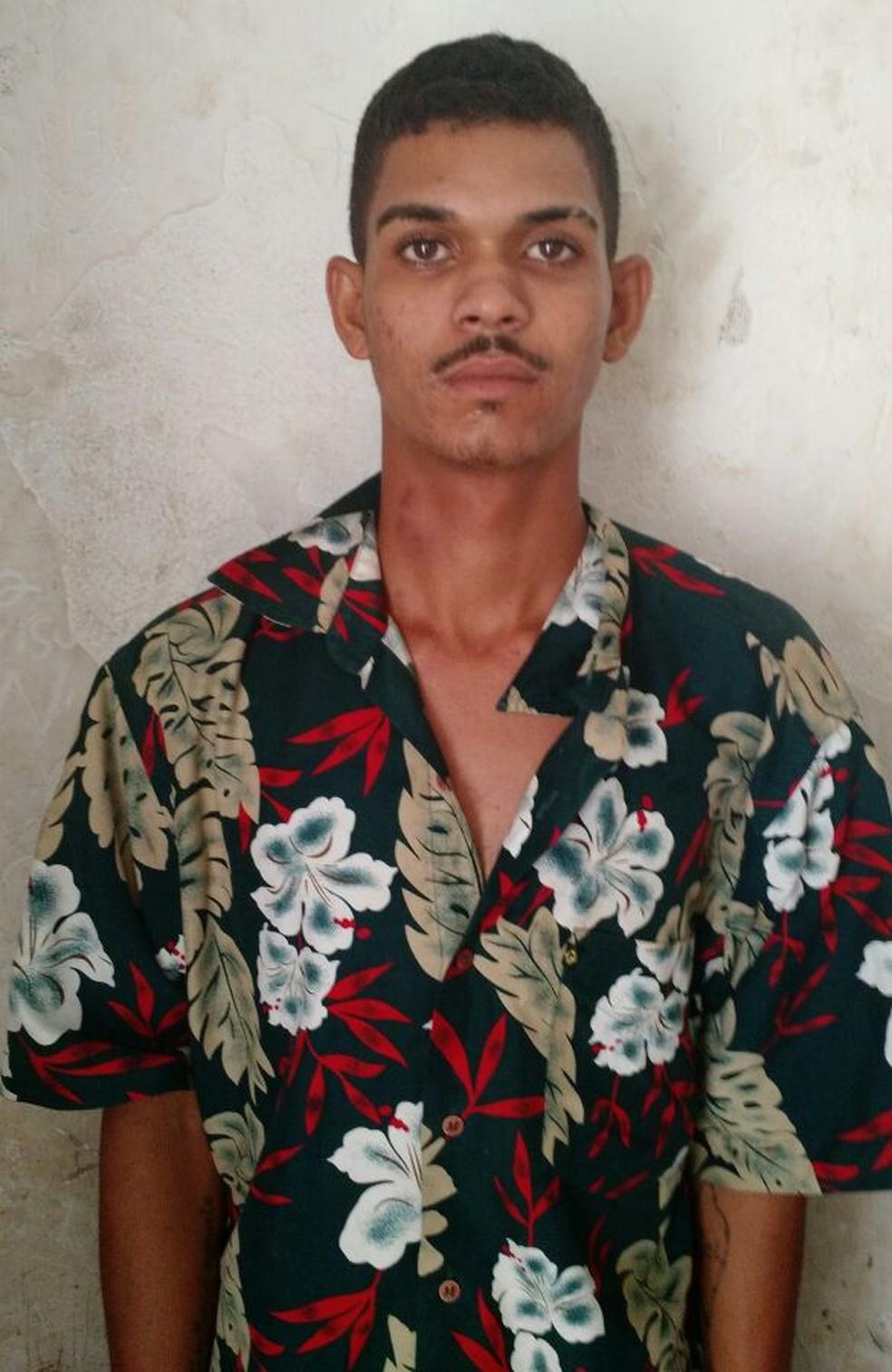 Renato Nascimento Rocha foi encontrado morto no CDP Ceará-Mirim (Foto: Divulgação)