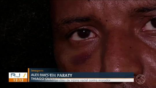 Polícia Civil investiga caso de racismo na Vila Trindade, em Paraty