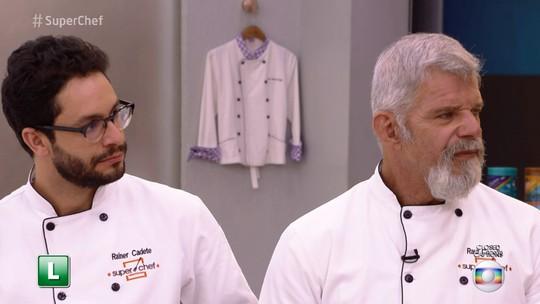 Raul Gazolla deixa o 'Super Chef Celebridades 2018'