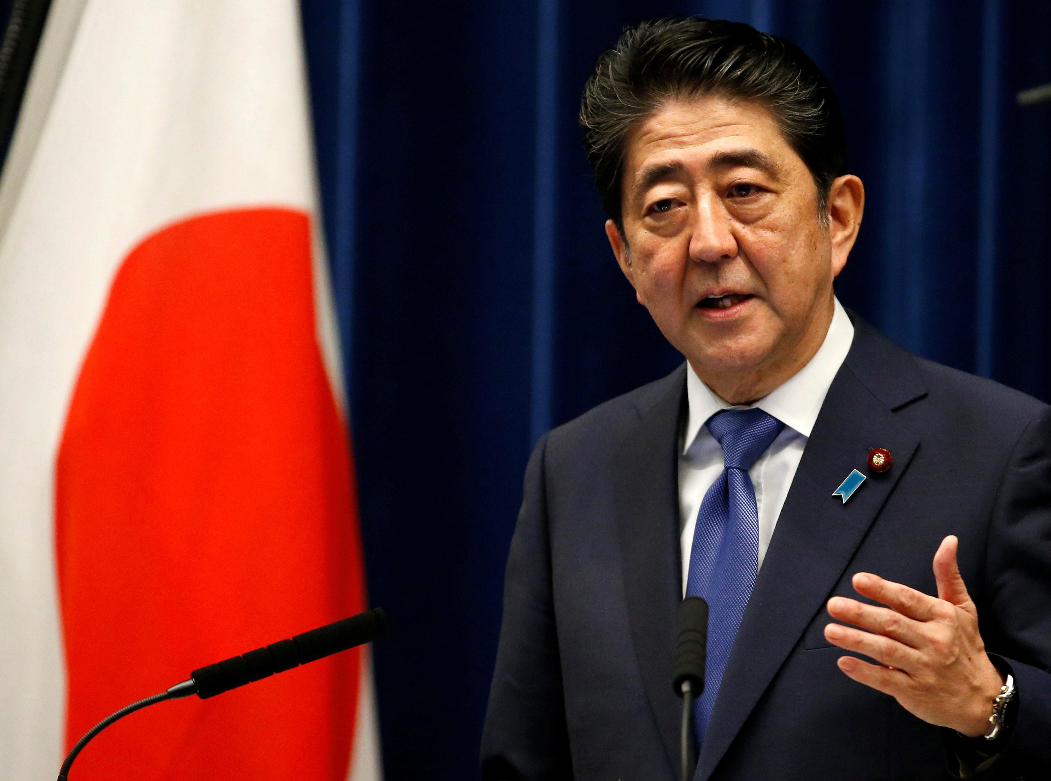 Premiê japonês convoca eleição antecipada