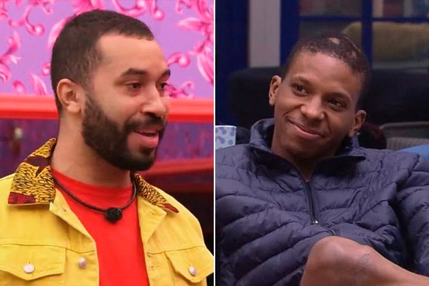 BBB21: Gilberto diz que se apaixonou por Lucas