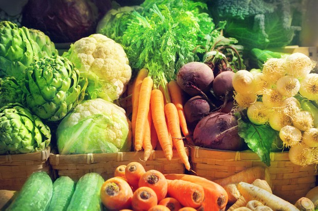 Vegetables (Foto: Getty Images/iStockphoto)