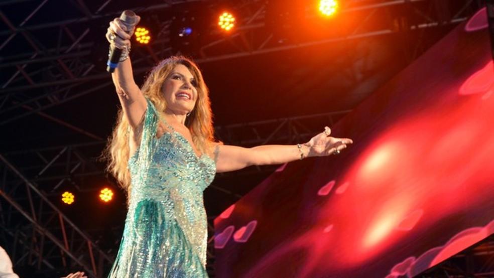 Elba Ramalho é atração confirmada no São João 2018 de Campina Grande (Foto: Kamylla Lima/G1)