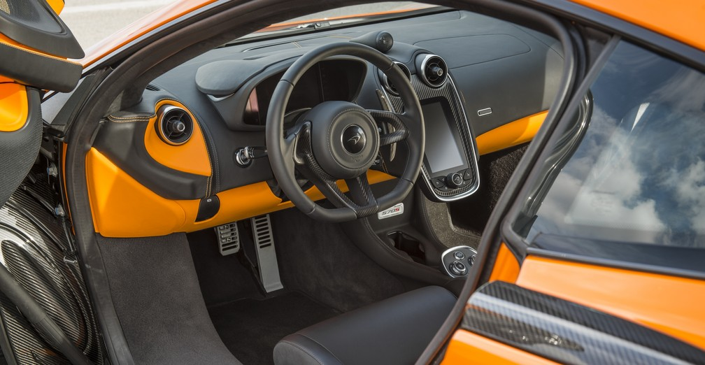 McLaren 570S Coupé (Foto: Divulgação)