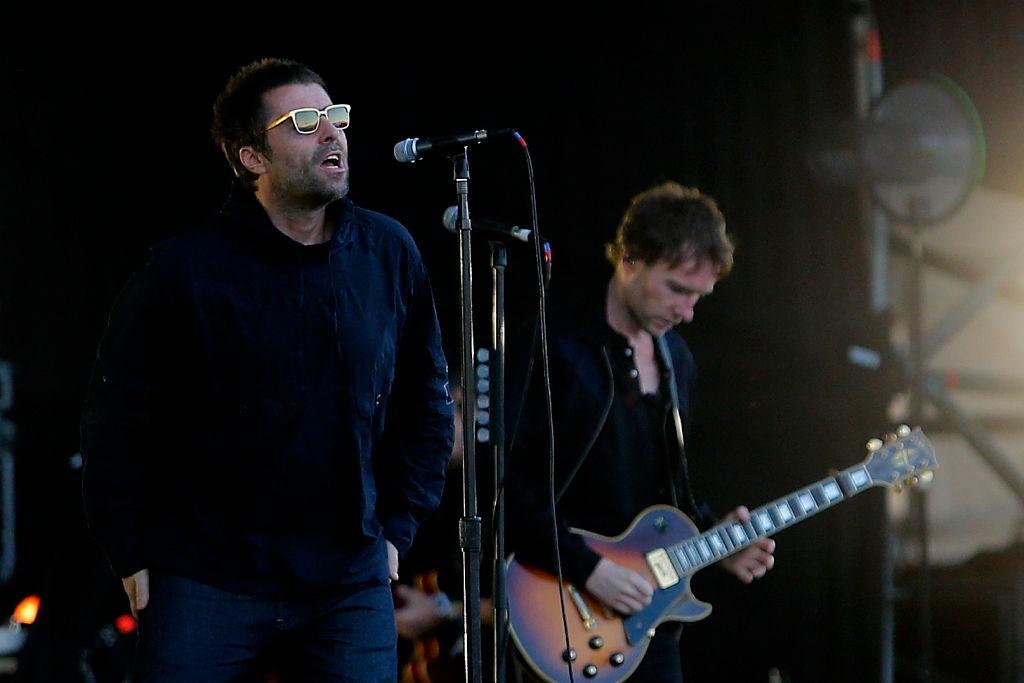 Resultado de imagem para Liam Gallagher abandona palco do Lollapalooza Chile