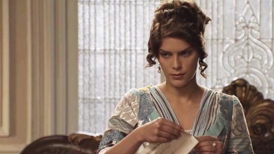 Internet vibra com chegada de Isabella Santoni à trama de 'Orgulho e Paixão'