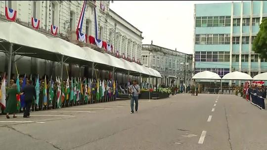 Helder Barbalho (MDB) toma posse como governador do Pará