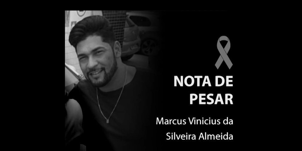 Enfermeiro de 36 anos morre contaminado pela Covid-19 em Teixeira de Freitas, no sul da BA — Foto: Reprodução/TV Santa Cruz