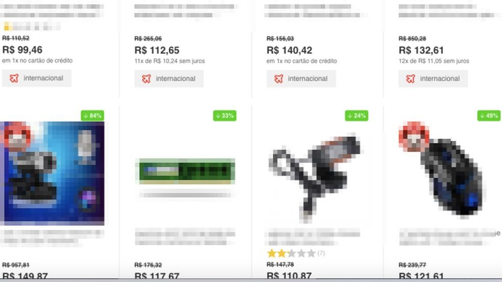 Itens em oferta já podem ser encontrados no site da Americanas.com desde hoje — Foto: Reprodução/Paulo Alves