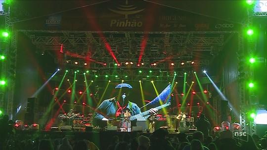 Festa do Pinhão atrai turistas e movimenta a economia de Lages