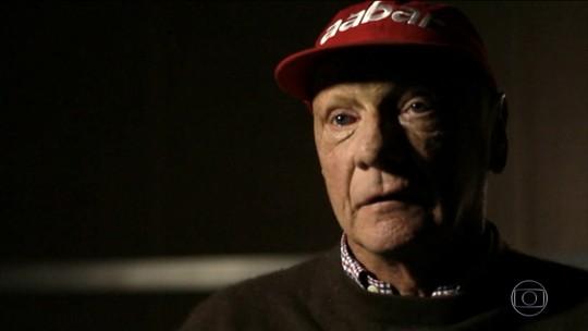 Niki Lauda, tricampeão mundial de Fórmula 1, morre aos 70 anos