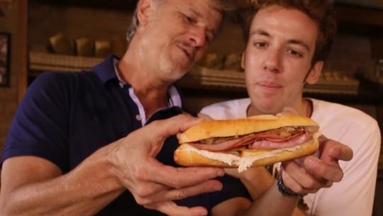 Veja o sanduíche Ceratti escolhido para entrar no cardápio da Pasta Pane