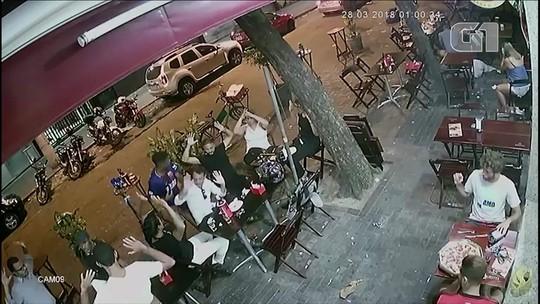 Polícia prende suspeito de chefiar quadrilha que assalta bares em Niterói, RJ