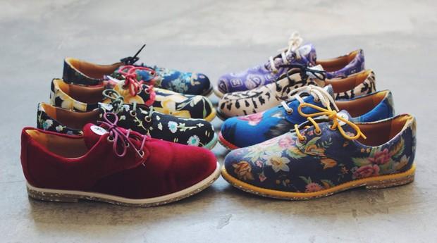 Calçados da Insecta Shoes (Foto: Divulgação)