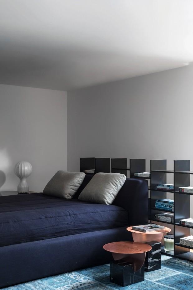Casa de DJ tem memória no décor e arquitetura assinada (Foto: Fran Parente)